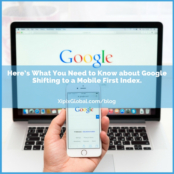 Here's What You Need to Know about Google Shifting to a